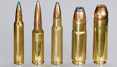 AR-15 Cartridge Comparison