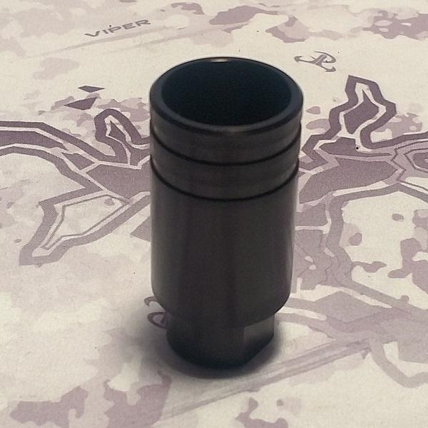 5/8 x 24 Lightweight Compression Muzzle Brake