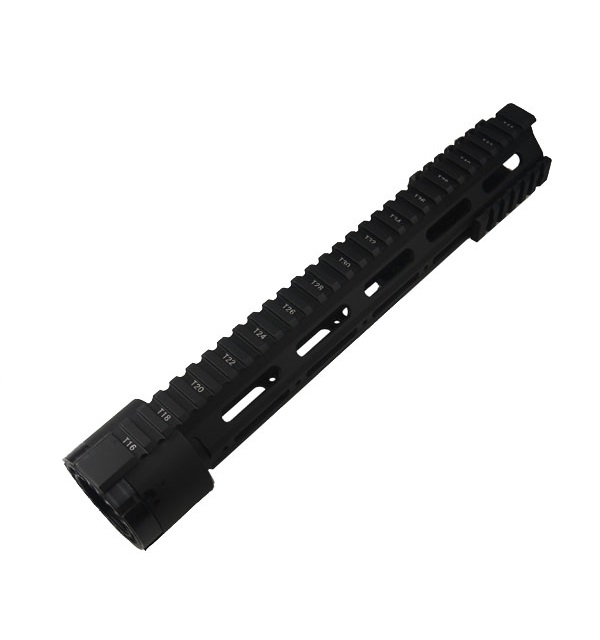 "12"" Slim Free Float Handguard- .308 DPMS Pattern"