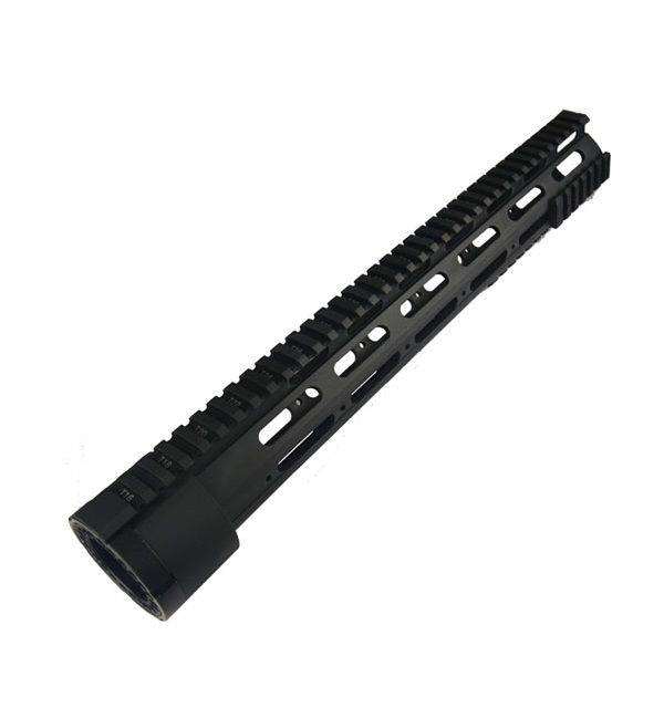 "15"" Slim Free Float Handguard- .308 DPMS Pattern"