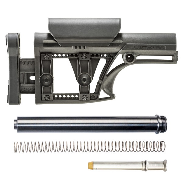 Luth-AR MBA-1 Rifle Buttstock w/ .308 Buffer Kit