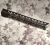 "15"" Free Float Key mod Handguard"
