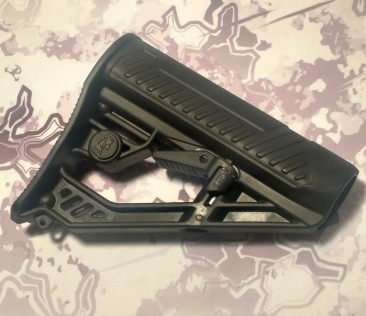 Adaptive Tactical Lightweight Carbine Stock Mil-Spec