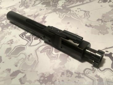 Nitride .308 Bolt Carrier Group w/ Carpenter 158 Bolt