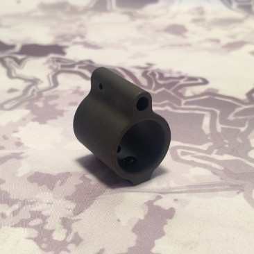Micro Gas Block .750- Black Oxide