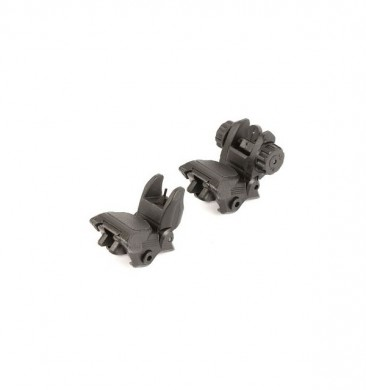 Polymer Flip Up Sights